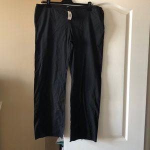 🧘🏿♀️Holt Renfrew cotton lounge trousers